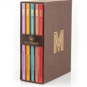 Chocolate MIA caja regalo Madagascar