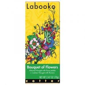 Zotter Labooko Bouquet of Flowers Praline