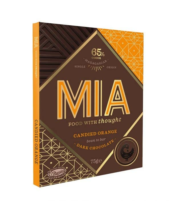 Chocolate MIA Candied Orange 65%