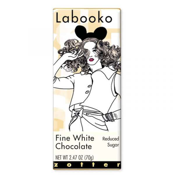 Zotter Labooko Chocolate Blanco