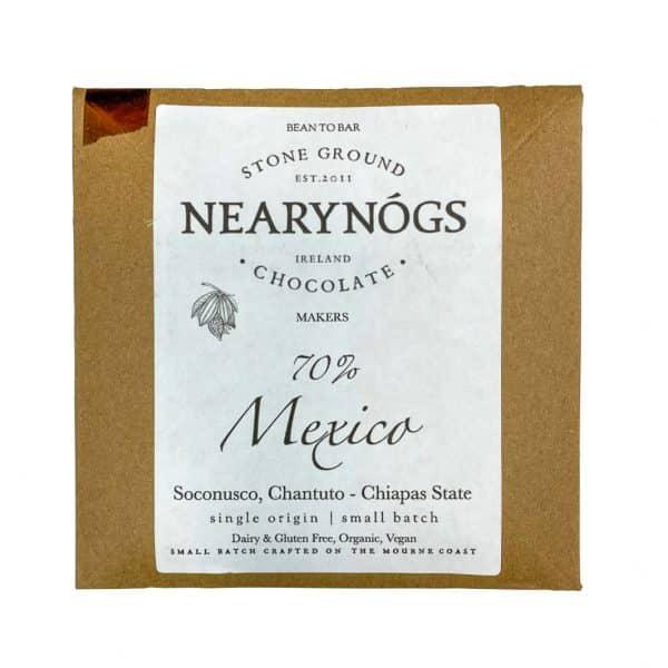 Nearynogs Cacao Soconusco Mexico 70%