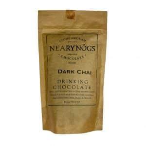 NearyNogs Hot Chocolate Dark Chai Chocolate a la taza