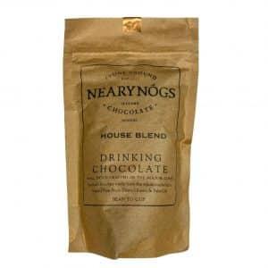 Nearynogs Hot Chocolate House Blend Chocolate a la Taza
