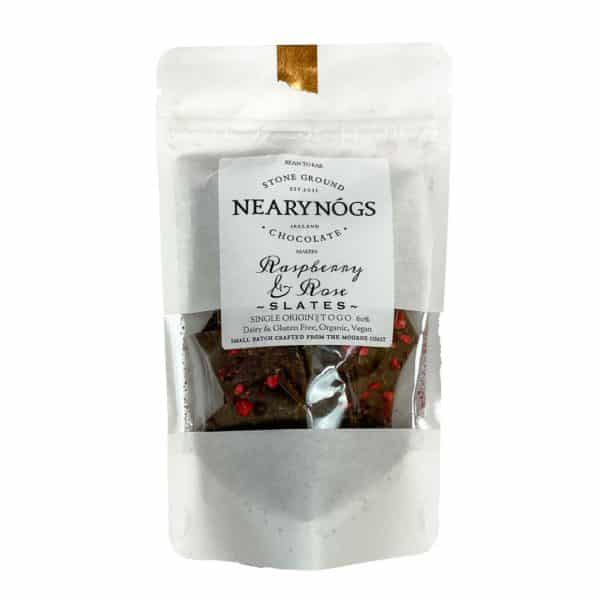 Nearynogs Slates Raspberry and Roses
