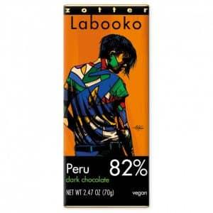 Zotter Labooko Perú 82