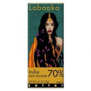 Zotter Labooko India 70%