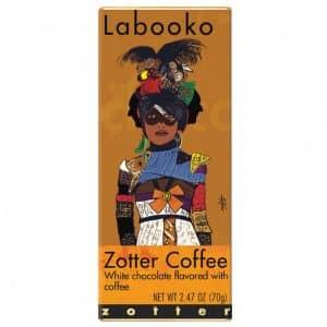 Chocolate Coffee Zotter Labooko