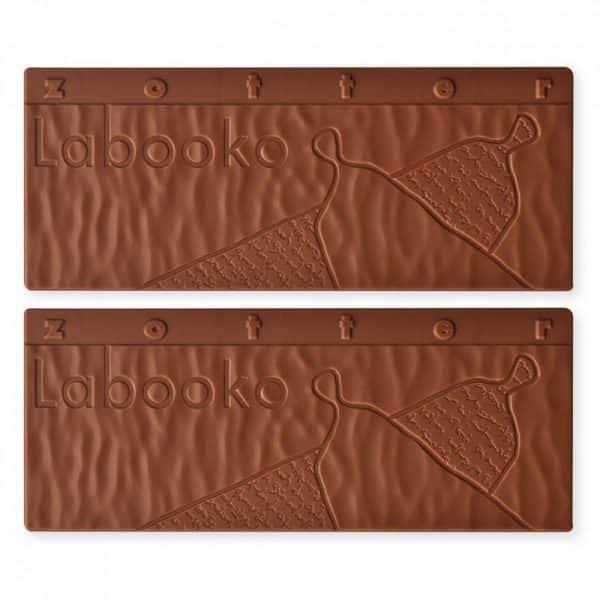 Tableta Chocolate Zotter Nicaragua 50% Milk