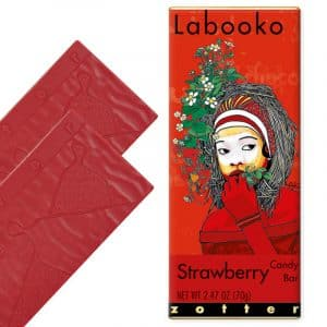 Zotter Labooko Strawberry