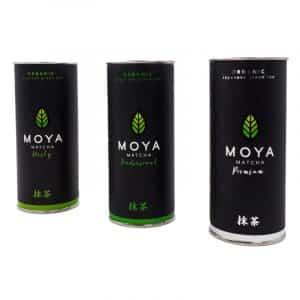 Variedad Te Verde Japones Moya Matcha
