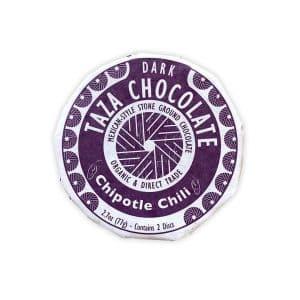 Taza Chocolate Chipotle Chili 50%
