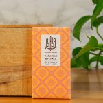 Chocolate Ajala Naranja y Flores 70%