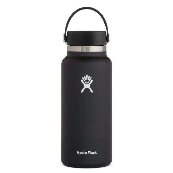 Adventure Bottle Hydroflask 946ml negro