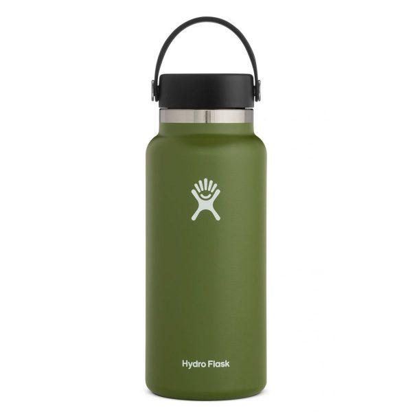 Adventure Bottle Hydroflask 946ml verde
