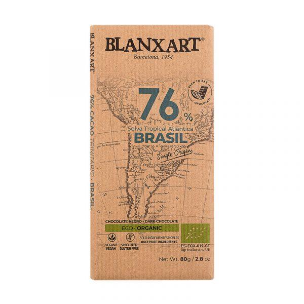 Blanxart 76% Cacao Brasil