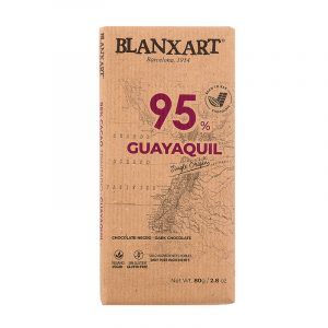 Blanxart 95% cacao Guayaquil