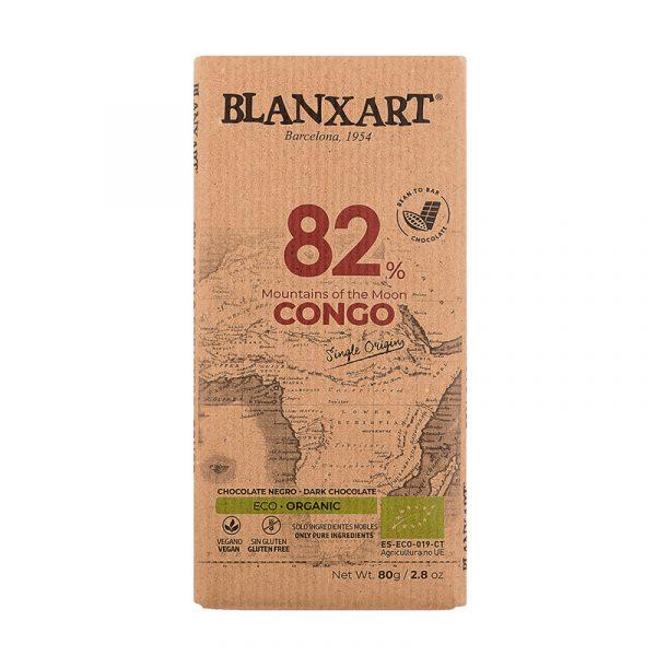 Blanxart 82% cacao Congo