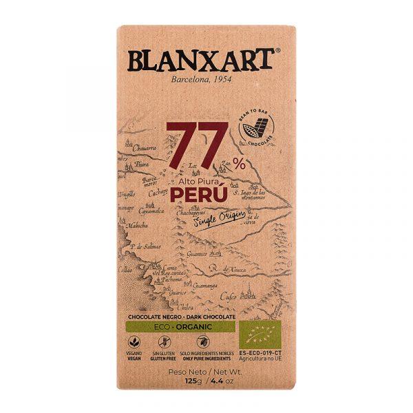 Blanxart 77% cacao Perú