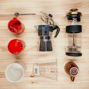 Cafeteras & Accesorios