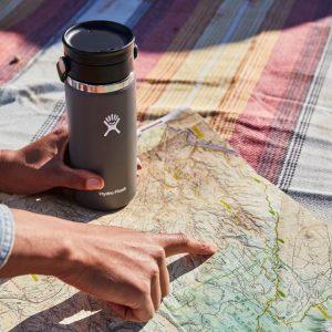 Coffee on the Go Hydroflask cafe para llevar