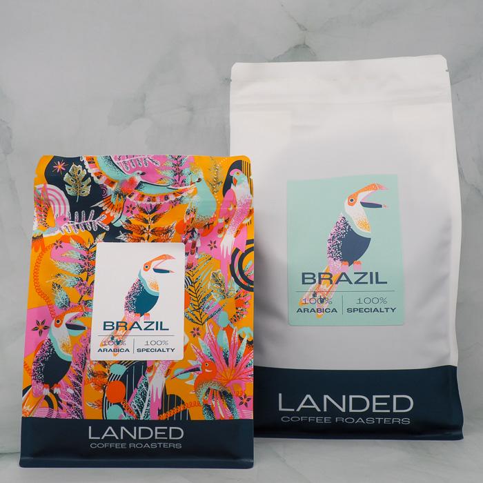 Landed Coffee Bolsas