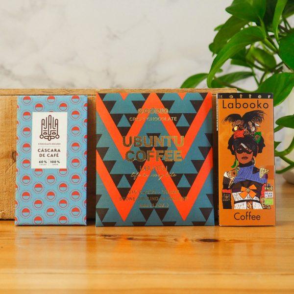 Pack Chocolates de Café
