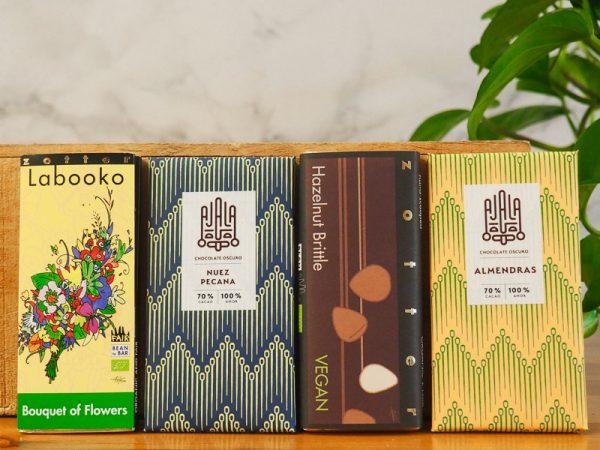 Pack Chocolate Frutos Secos