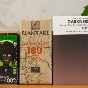 Packs Chocolate Puro 100