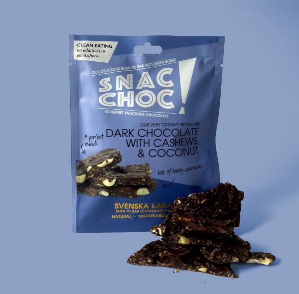 Snac Choc Coco & Anacardos tableta