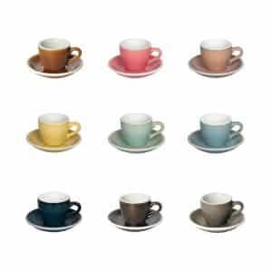 Taza Espresso 80ml Loveramics varios colores