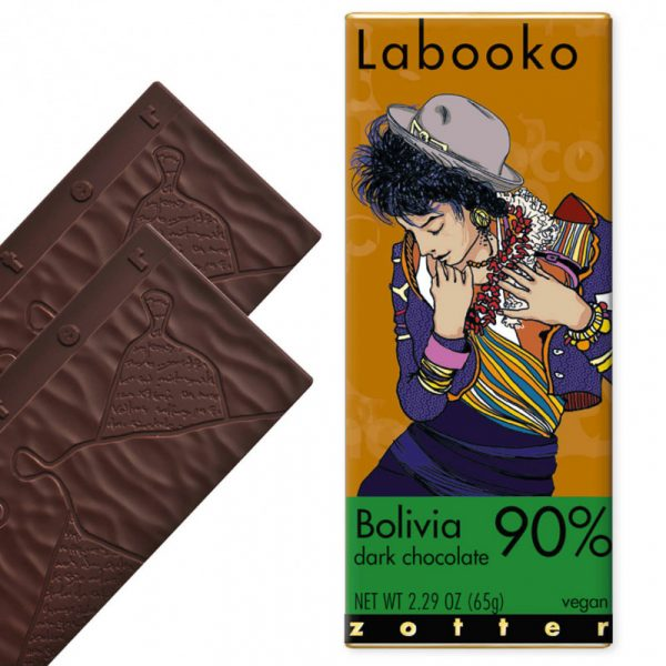 Zotter Labooko Bolivia 90