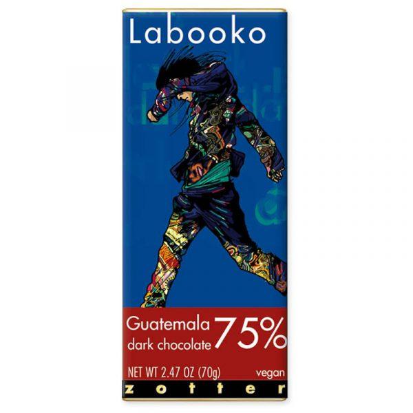 Zotter Labooko Guatemala 75 imagen