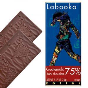Zotter Labooko Guatemala 75