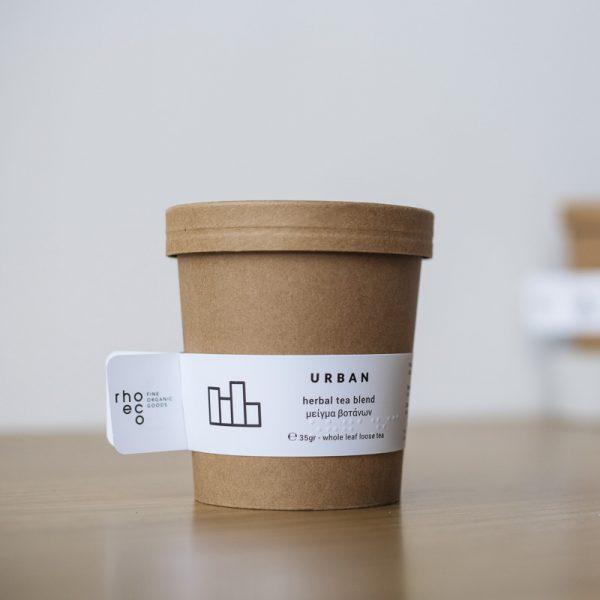 Rhoeco Urban Organic Packaging