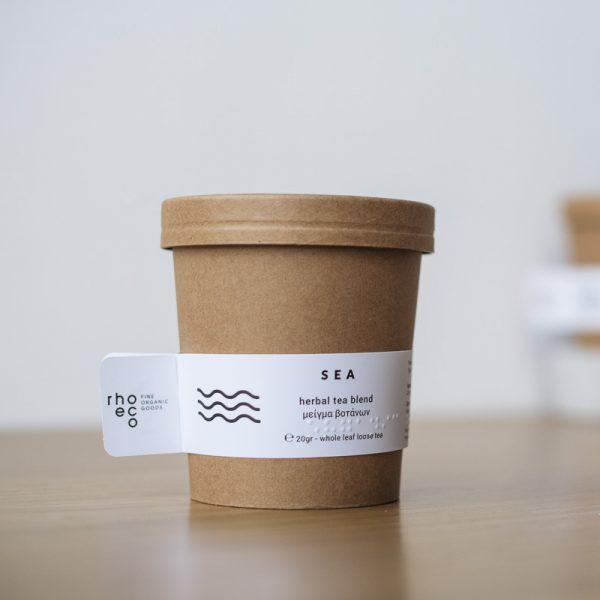 Rhoeco Sea Organic Packaging